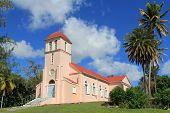 Unsere Liebe Frau von der Immerwährenden Hilfe Kirche in Antigua barbuda