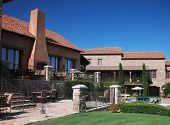 Spanish Style Clubhouse