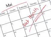 Calendar Marking