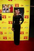 LOS ANGELES - JAN 23:  Ricki Noel Lander arrives at the