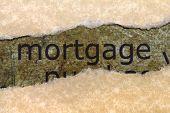 Conceito de hipoteca