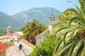 Ston on Peljesac peninsula, Croatia
