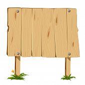 Wooden Blank Board