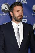SANTA BARBARA - JAN 25:  Ben Affleck arrives at the 2013 SBIFF Modern Masters Award presented to Ben