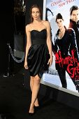 LOS ANGELES - JAN 24:  Stephanie Corneliussen arrives at the the 'Hansel And Gretel: Witch Hunters'
