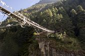 Dudh Koshi Suspension Bridge
