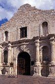 Alamo, San Antonio, Texas, Usa.