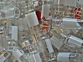 Chemisty Glass Vials