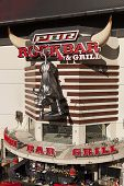 Pbr Rock Bar & Grill In Las Vegas, Nv On May 20, 2013