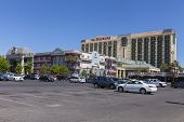 The Orleans Hotel, Daytime In Las Vegas, Nv On June 14, 2013