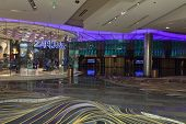 Zarkana Show Room At Aria In Las Vegas, Nv On August 06, 2013