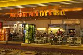 Wolfgang Puck Bar And Grill At Mgm In Las Vegas, Nv On August 06, 2013