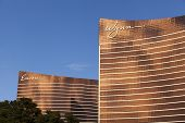 Wynn And Encore Hotels In Las Vegas, Nv On March 30, 2013