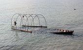 Sunk Boat