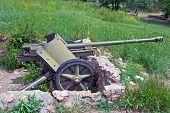 German Cannon.sevastopol,crimea