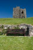 Tenby Castle