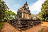 Nalanda Gedige,  Ancient Complete Stone Building Near Matale, Sri Lanka