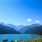 Heavenly Lake With Sightseeing Cruises
