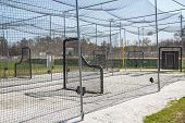Batting Cages In Park