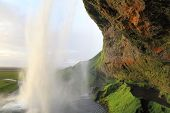 Amazing Iceland: Seljalandsfoss Waterfall