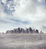 city in a desert