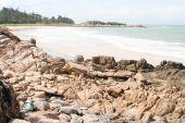 Beach In Bintan, Indonesia
