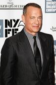 NEW YORK-SEP 27: Actor Tom Hanks attends the opening night gala of the 2013 New York Film Festival a