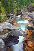 Twin Falls Creek Yoho National Park