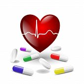 heart tablets