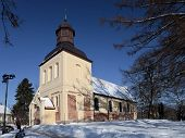 Church Of Sts. Jacob In Oliwa