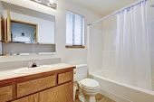 Bright Bathroom With Window
