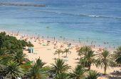Playa De Las Teresitas, Tenerife Spain