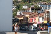 The Street In Fethiye, Turkey.