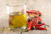 Olive Oil And Red Chili