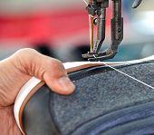 Shoe's Stitching