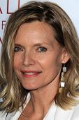 LOS ANGELES - MAR 11:  Michelle Pfeiffer at the Television Academy's 23rd Hall Of Fame Induction Gal