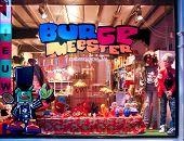 Show-window Of Shop Of Goods For Kids  In Gorinchem. Netherlands