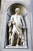 Statue of Nicola Pisano