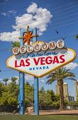 foto of las vegas casino  - A view of Welcome to Fabulous Las Vegas sign in Las Vegas Strip at day time - JPG