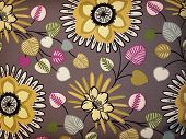 Modern Floral colors