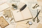 Collectibles, Antique Accessories, Old Letters
