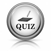 pic of quiz  - Quiz icon - JPG