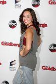 vLOS ANGELES - SEP 3:  Hayley Orrantia at the