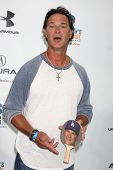 LOS ANGELES - SEP 4:  Don Mattingly at the Ping Pong 4 Purpose Charity Event at Dodger Stadium on September 4, 2014 in Los Angeles, CA