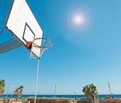 Hoop By The Shore