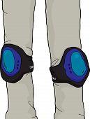 Knee Pads Closeup