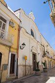 Church of St. Lucia. San Severo. Puglia. Italy.