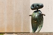 Personnage 1970 - Joan Miro - Barcelona