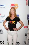 LOS ANGELES - SEP 5:  Marg Helgenberger at the Stand Up 2 Cancer Telecast Arrivals at Dolby Theater on September 5, 2014 in Los Angeles, CA