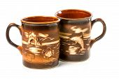 Traditional Handcrafted Cups